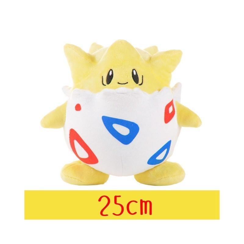 Peluche pokémon togepi 25 cm