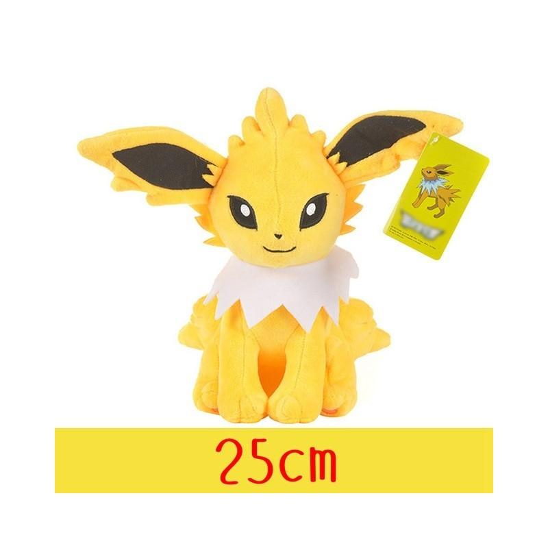 Peluche pokémon voltali 25 cm