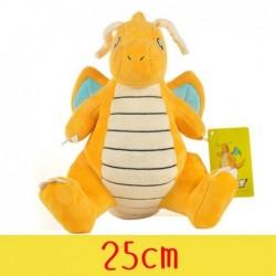 Peluche pokémon dracoloss 25 cm