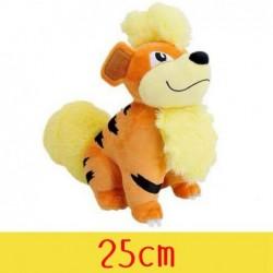 Peluche pokémon caninos 25 cm