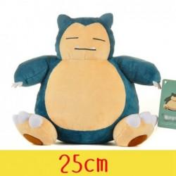 Peluche pokémon ronflex 25 cm