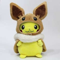 Peluche pikachu cosplay