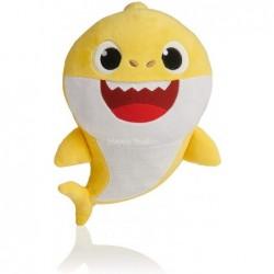 Peluche baby shark dance jaune
