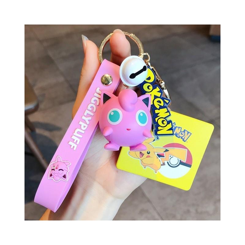 Porte clé pokémon rondoudou
