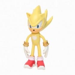 figurine sonic jaune 12 cm