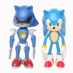 figurine sonic bleu 12 cm