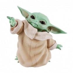 Figurine bébé yoda the child l'enfant star wars