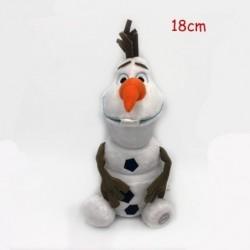 Peluche reine des neiges olaf 18 cm