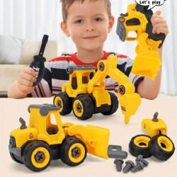 jouet tracteur pour enfant