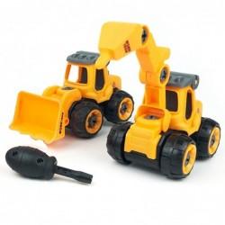 jouet tracteur démontable comme un puzzle
