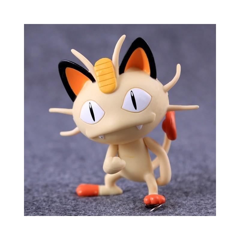 figurine miaouss pokémon