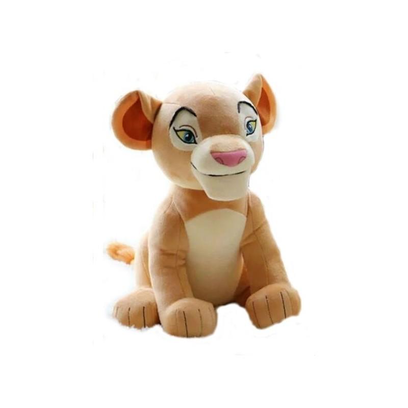 peluche nala le roi lion
