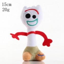 Peluche fourchette toy story 25 ou 15 cm