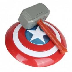 jouet bouclier captain america marteau thor