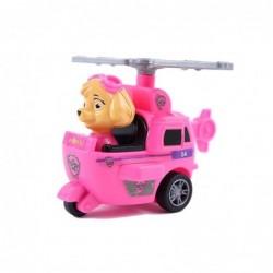 figurine pat patrouille chien rose