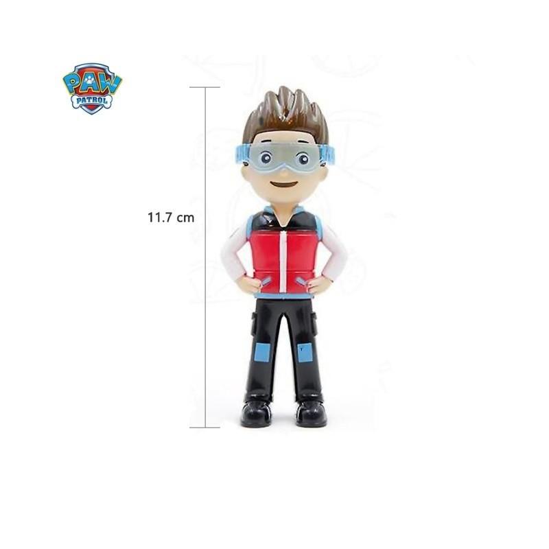 Figurine pat patrouille 5 à 10 cm au choix