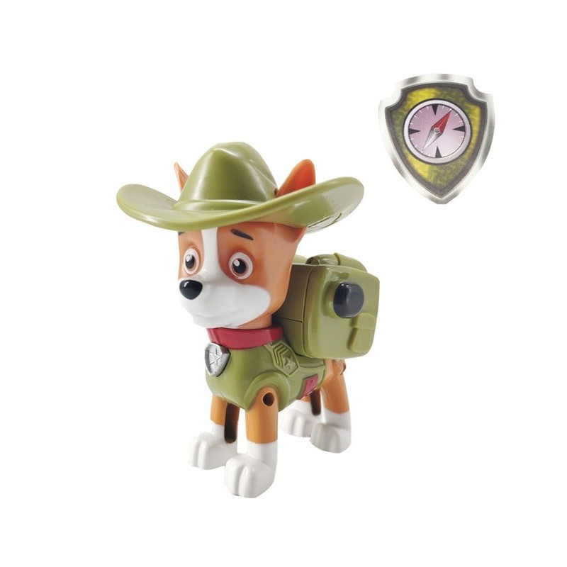 Figurine pat patrouille tracker