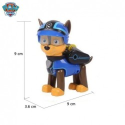 Figurine pat' patrouille chase