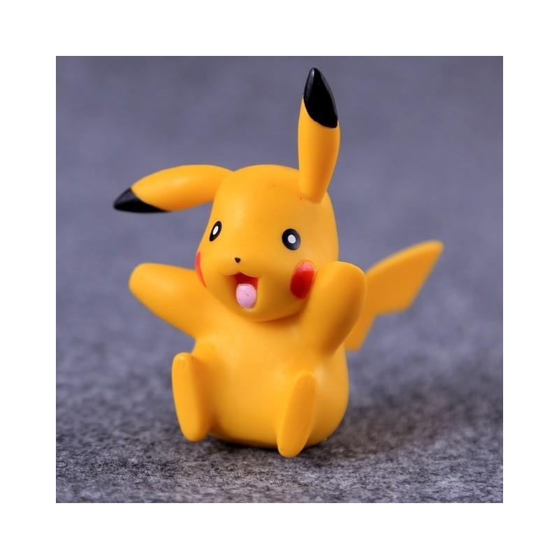 figurine pokémon pikachu assi