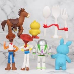 figurines toy story vue de dos