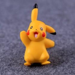 figurine pokémon pikachu coucou