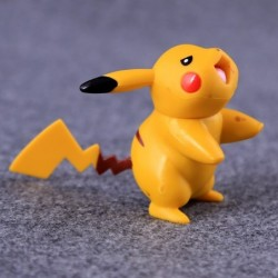 figurine pokémon pikachu attaque