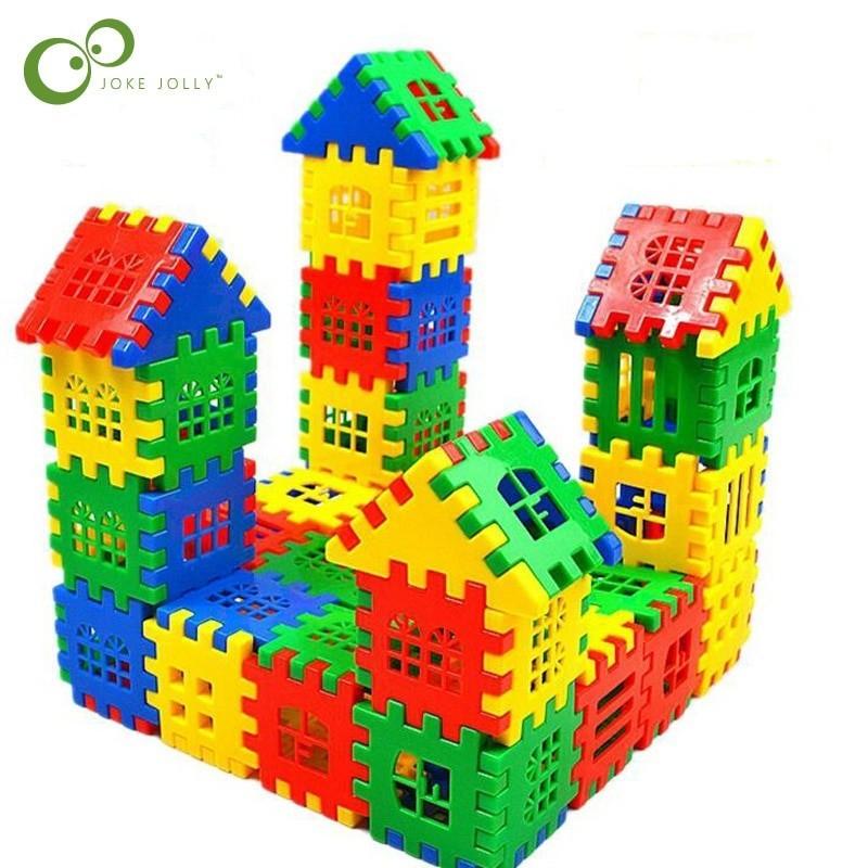 Blocs de constructions pour enfants 24 pièces