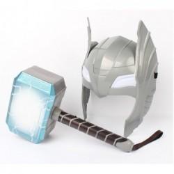 Jouet avengers marteau et casque de thor