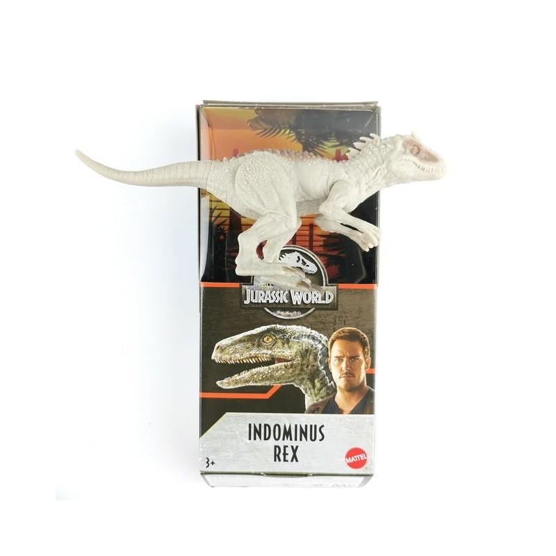 Jouet jurassic world dinosaure figurine indominus rex