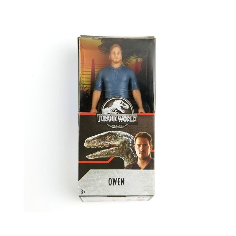 Jouet jurassic world dinosaure figurine owen