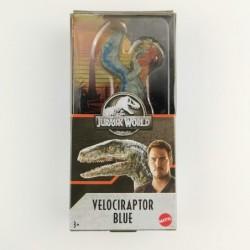 Jouet jurassic world dinosaure figurine blue