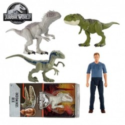 Jouet dinosaure  jurassic world figurine au choix
