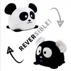 peluche panda réversible