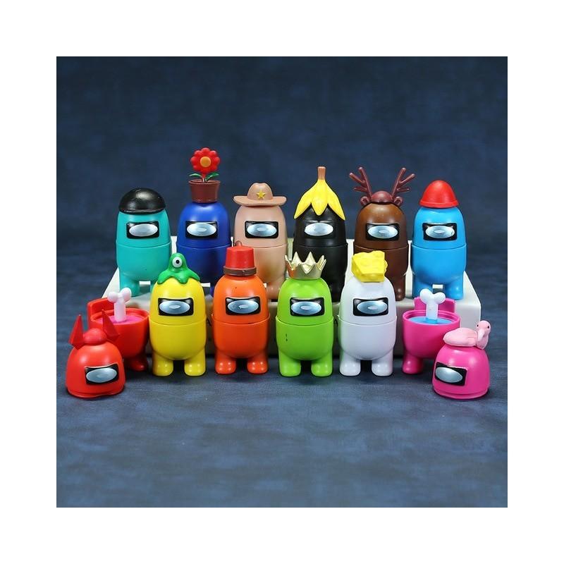 figurines among us