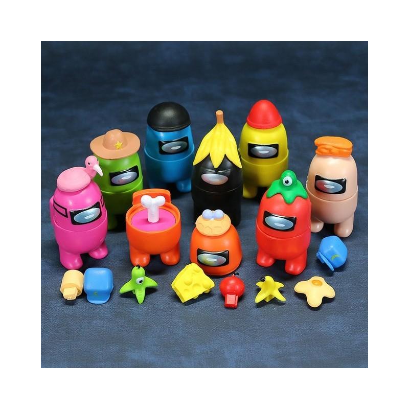among us figurines