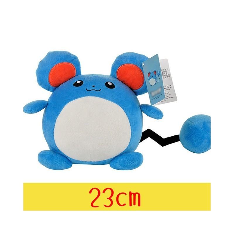 Peluche pokémon marill 23cm