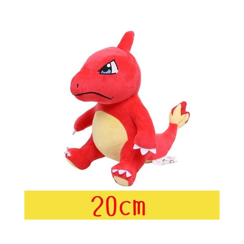 Peluche pokémon reptincel 20 cm