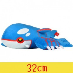 Peluche pokémon kyogre 32 cm